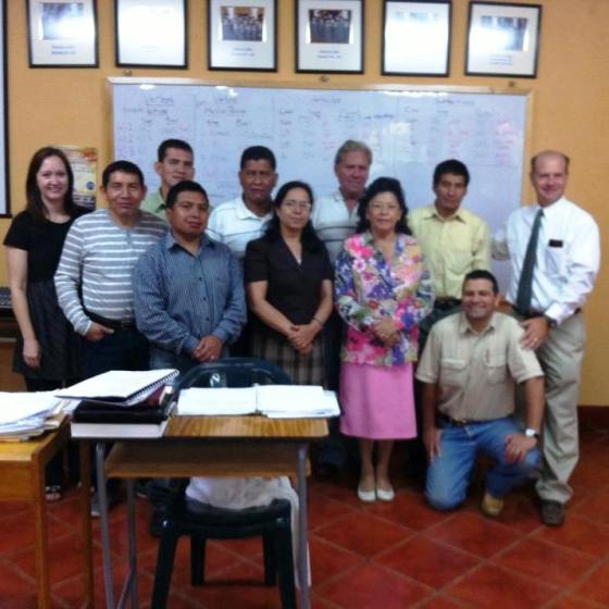 EBA's Licenciatura Class